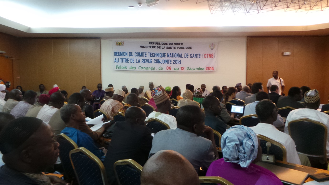 Towards A New National Health Policy In Niger Universal Health